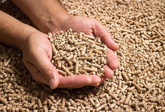 Des pellets moins chers grâce à la livraison en vrac