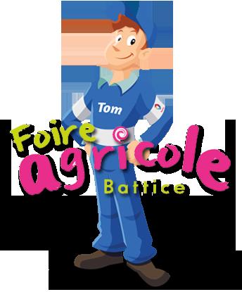 ProxiFuel à la Foire Agricole de Battice